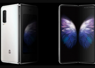 Samsung W20 5G foldable phone launch, equipped with Snapdragon 855+ processor