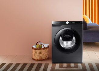 Samsung first smart washing machine